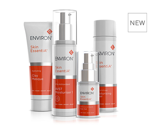 Environ skin care products
