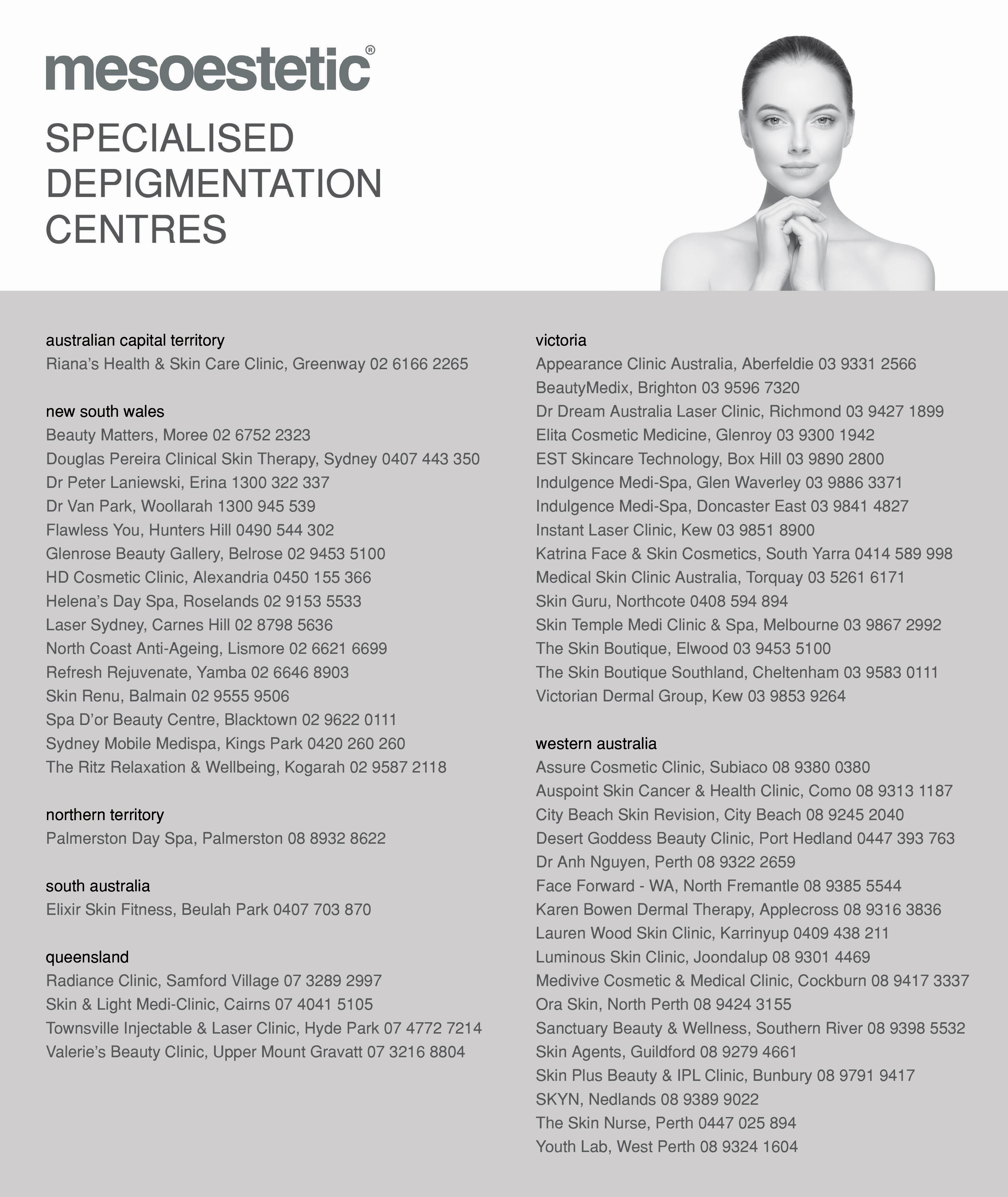 Cosmelan Dermal Peel — Riana's Health Skin Care Clinic